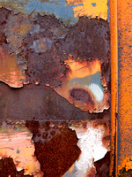 Blue+Orange+Rust=Art